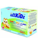allKiDz Multivitamins + with Lutein