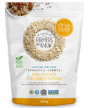 One Degree Organics Sprouted Rolled Oats