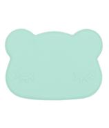We Might Be Tiny Bear Snackie Minty Green