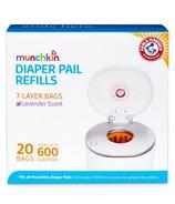 Munchkin Arm & Hammer Diaper Pail Bag Refills