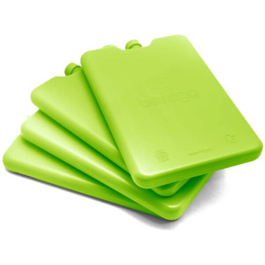 Bentgo Lunch Chillers Ice Packs Set Green