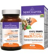 Vitamines et minéraux <em>Every man</em> un par jour de New Chapter