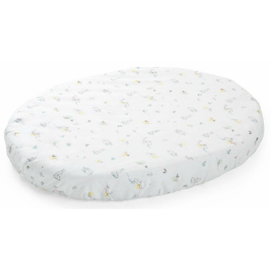 Stokke Sleepi Mini Fitted Sheet Soft Rabbit