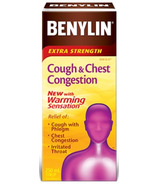 Benylin Extra Strength Cough & Chest Congestion w/ Warming Sensation Syrup