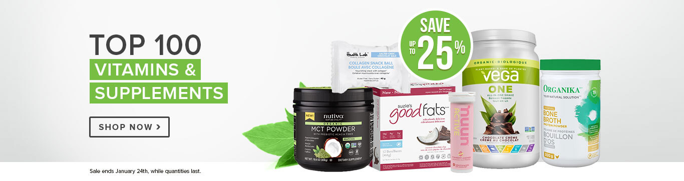 Save up to 25% on Our Top 100 Diet & Fitness Picks