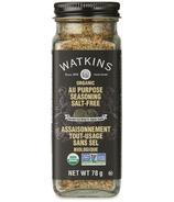 Watkins Organic All Purpose Seasoning Salt Free