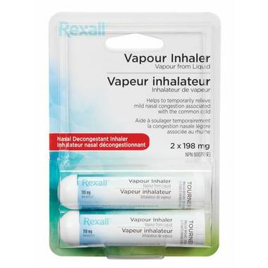Rexall Vapour Inhaler