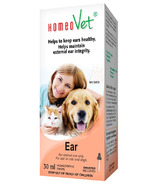 HomeoVet Homeopathic Cats & Dogs Earcare