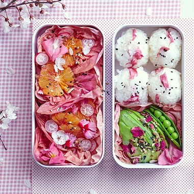 Monbento Limited Edition MB Original Bento Blossom