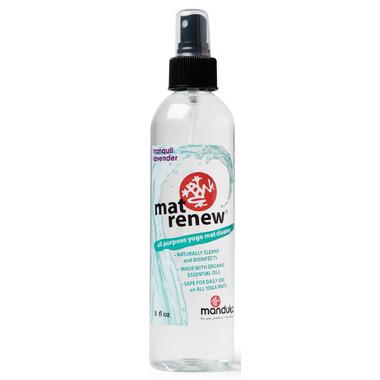 Manduka Mat Cleaner Renew Spray Lavender