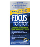 FOCUSfactor Brain & Vision Health