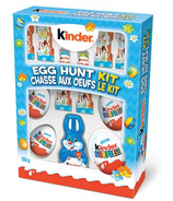 Kinder Egg Hunt Kit Blue