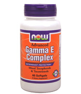 NOW Foods Advanced Gamma E Complex