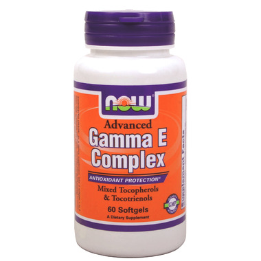 NOW Foods Advanced Gamma E Complex