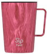 S'ip Takeaway Mug Rose Arbor
