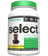 PEScience Select Protein Vegan Chocolate Bliss