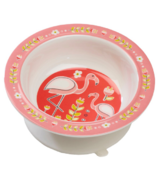 Sugarbooger Suction Bowl Flamingo