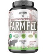 Axe & Sledge Farm Fed Protein Cookies & Cream