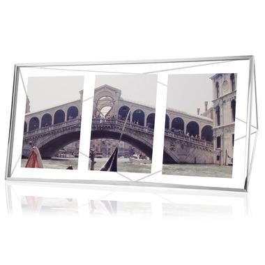 Umbra Prisma Multi Photo Frame Chrome