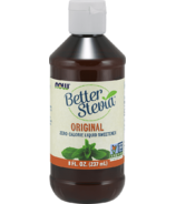 NOW Better Stevia Liquid Sweetener Original