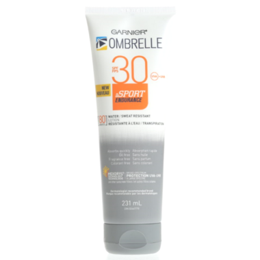 Ombrelle Sport Endurance Sun Protection Lotion