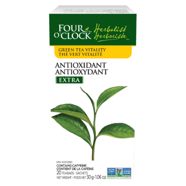 Four O\'Clock Green Tea Antioxidant Extra