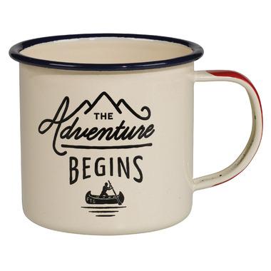 Gentlemen\'s Hardware Enamel Mug