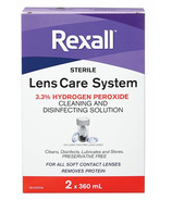 Rexall Lens Care System Twin Pack