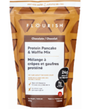 Flourish Chocolate Protein Pancake Mix