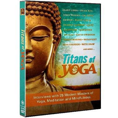 Gaiam: Titans Of Yoga DVD