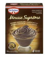 Dr. Oetker Double Chocolate Mousse Supreme Mix