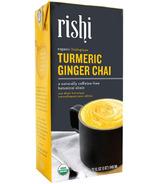 Rishi Tea Organic Turmeric Ginger Chai
