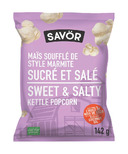 Savor Kettle Popcorn Sweet & Salty