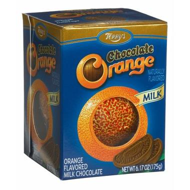 Terry\'s Milk Chocolate Orange