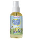 Healthy Times Sunflower Petal Baby Oil