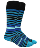 Dr. Segal's Compression Socks Blue Stripe
