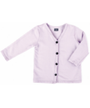 Vonbon Long Sleeve Cardigan Lavender