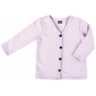 Vonbon Long Sleeve Cardigan Lavender