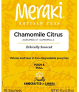 Meraki Artisan Teas Chamomile Citrus