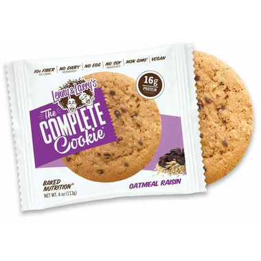Lenny & Larry\'s Complete Cookie Oatmeal Raisin