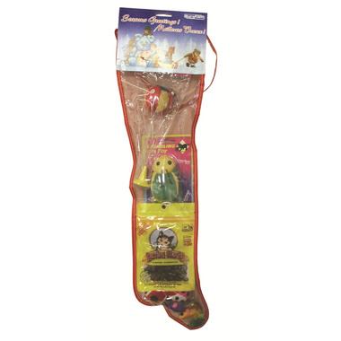 Burgham Deluxe Christmas Stocking For Cats