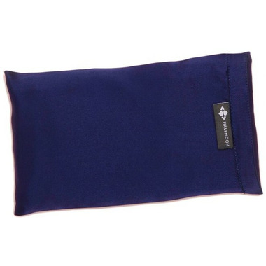 Halfmoon Lavender Silk Eye Pillow Indigo