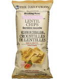 The Daily Crave Lentil Chips Himalayan Pink Salt