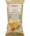 The Daily Crave Lentil Chips Himalayan Pink Salt