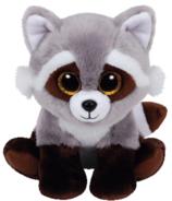 Ty Beanie Babies Bandit The Raccoon