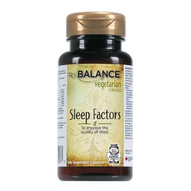 Rx Balance Sleep Factors