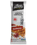 Three Farmers Roasted Lentils BBQ