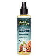 Desert Essence Jojoba & Sweet Almond Body Oil Spray