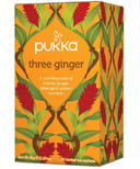 Pukka Three Ginger Tea