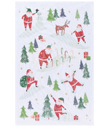 Now Designs Dishtowel Must Be Santa